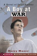 A Boy At War: A Novel Of Pearl Harbor (Turtleback School & Library-ExLibrary
