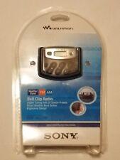 Sony SRF-M37W Walkman Digital Tuning Weather/FM/AM Stereo Radio SRFM37W
