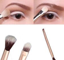 1PC Makeup Eye Powder Foundation Eye shadow Blending Double-Ended Brush Pen New