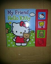 My Friend. Hello Kitty (Board Book);Play-A-Song;