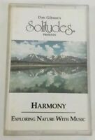 Dan Gibsons Solitudes HARMONY Audio Cassette Exploring Nature With Music 1989