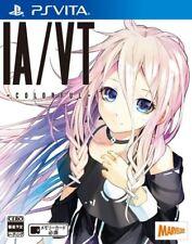 USED PS Vita IA/VT-COLORFUL- Japan Import game soft