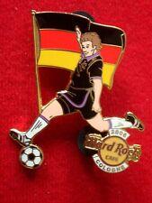 HRC Hard Rock Cafe Cologne Köln International World Cup Soccer 2006 LE300