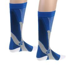 1 Pair Men Women Volleyball Baseball Rugby Long Socks Casual Soft Stockings