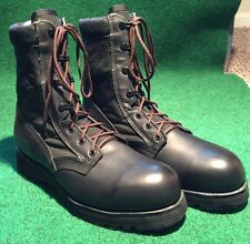 9469be9bf Vtg DeadStock 220 TRP ST Military Army Combat Boots Size 10.5R Made In USA