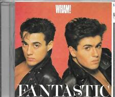 CD ALBUM 11 TITRES--WHAM--FANTASTIC--1983