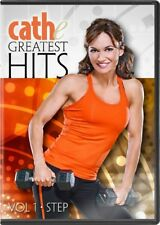 CATHE FRIEDRICH GREATEST HITS VOLUME 1 STEP DVD NEW SEALED WORKOUT EXERCISE