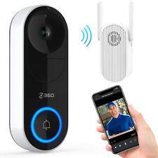 Video Türklingel 360 D819 mit Smartphone App (1080p, Nachtsicht, uvm.)