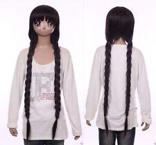 W-581 RDG Red Data Girl Izumiko Suzuhara braun 93cm Zopf Cosplay Perücke Wig