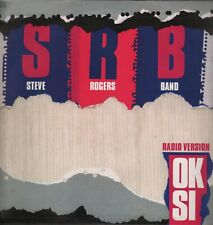 "STEVE ROGERS BAND - RARO MIX 12"" POLLICI "" OK SI """