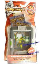 REDAKAI starter carte deck ZYTRON x-reader starter English pack card x-drives 3D