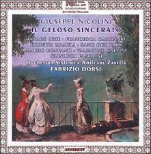 II Geloso Sincerato, New Music