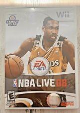 NBA LIVE 08 Wii Fast Ship!
