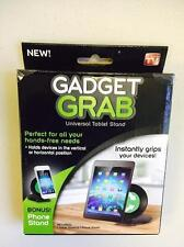 Gadget Grab Universal Tablet Ipad/Phone Iphone Stand 2PcAs Seen On TV USA Seller
