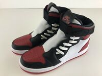 Womens Air Jordan 1 Retro Nova XX Bred Toe AV4052-106 White Red Black Shoes 9.5