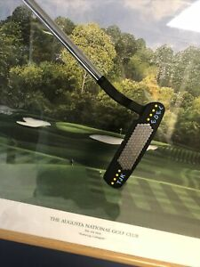 """Excellent Classic Series Edel Putter 34"""" w/Matching Head Covers"""