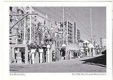 "+PC-Postcard-""WonderWall""-on S Front Street- ...1984 N.O.World's Fair (A18-2)"