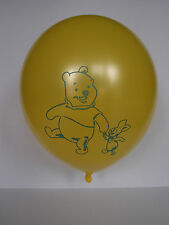WINNIE THE POOH BIRTHDAY PARTY LATEX BALLOON  NEW! PACK OF 10!