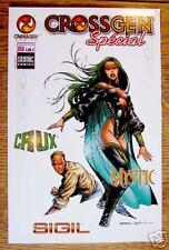 CROSSGEN SPECIAL n° 6 - Semic Comics 2002 - état neuf