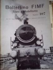 Bollettino FIMF 107 1979 ricordo Locomotiva FS 800.200