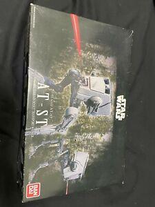 Bandai Star Wars AT-ST model - new and sealed