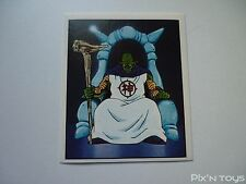 Autocollant Stickers Dragon Ball Z 2 N°161 / Panini 1994