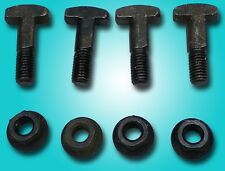 Mustang II upper control arms a-arm mounting t-bolts & nuts