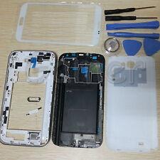 Full Housing Case + Screen Glass Lens + Tools For Samsung Galaxy Repair Part