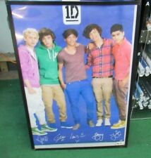 ONE DIRECTION POSTER NEW 2012 RARE VINTAGE COLLECTIBLE OOP   LICENSED
