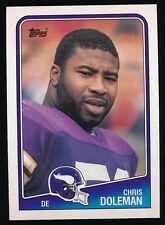 1988 Topps #157 Chris Doleman RC NM/MT (A04)