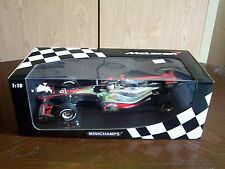 Minichamps F1 Mclaren Mercedes MP4-25 J. Button 1/18 scale 2010