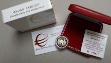 2 euro 2017 Fs BE PP proof MONACO 200 Compagnia Carabinieri Principe Монако