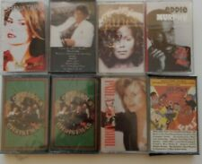 Old collectible Cassette tapes