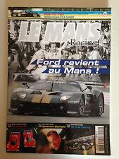 LE MANS RACING N°59 2010 FORD REVIENT AU MANS
