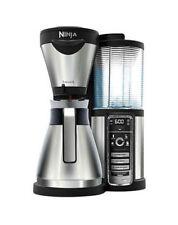 Ninja CF085W 1400 W Coffee Maker with Auto IQ and Thermal Carafe