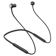 Bluedio TN Bluetooth V4.2 Wireless Headphones Sports ANC headsets with Mic Black
