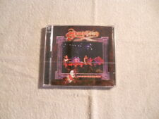 """Symphony X """"Live on the Edge of Forever"""" 2001 2cd  New Sealed"""