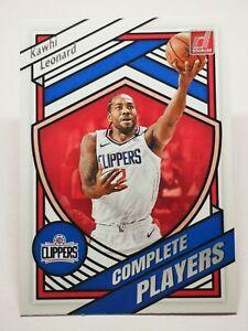 Panini Donruss 2020-21 N3 card NBA Complete Players Kawhi Leonard #1