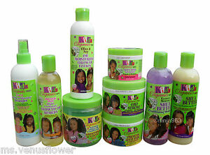 KIDS ORGANICS AFRICA'S BEST AFRO HAIR CARE PRODUCTS
