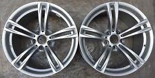 1 BMW Cerchi Alluminio Styling 408 M 9JX19 ET32 2284252 M5 F10 M6 F06 F12 F13