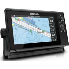 SIMRAD NOVITA' Cruise 9 ROW Base Chart 83/200 XDCR art. 000-15000-001