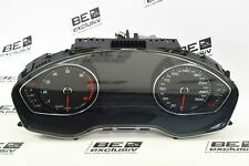 Audi a4 8w b9 Limousine combi instrumento velocímetro meteorológica gasolina 8w5920780