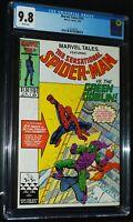 MARVEL TALES SPIDER-MAN #191 1986 Marvel Comics CGC 9.8 NM-MINT