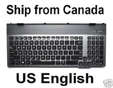 ASUS G55 G55v G55vw Keyboard - US English V132662AS2 0KNB0-B411US00 0KN0-MK1US21