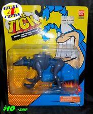 Skippy Propellerized Robot Dog - Tick Animated Series Figure Bandai 1994 Moc