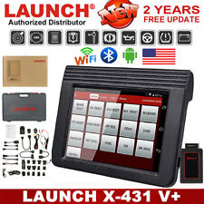 LAUNCH X431 PRO V + OBD2 ABS Airbag SRS Scanner Car Code Reader Diagnostic Tool