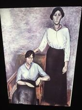 "Andre Derain ""The Two Sisters"" Fauvism French Art 35mm Glass Slide"