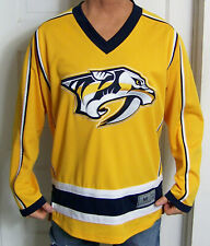 New listing mens - Nashville Predators jersey - M - Hockey - Nhl - Team Apparel Sports Gear