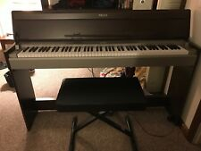 yahama arius ypd s31 stand up digital piano with 88 weighted keys+padded bench