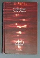 Libro - Giuseppe Sinopoli - Parsifal a Venezia Prima Edizione Fuori Commercio
